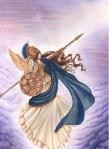 Athena - Nữ thần Trí tuệ - vị thần bảo hộ cho cung Bạch Dương