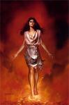 Hestia - Thần Lửa và gia đình - vị thần bảo hộ cho cung Ma Kết