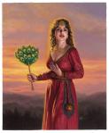 Hera - Thần Hôn Nhân - vị thần bảo hộ cho cung Bảo Bình