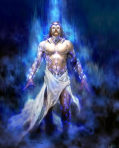Poseidon - Thần của Biển cả - vị thần bảo hộ cho cung Song Ngư