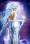 Aphrodite  - Nữ thần Tình Yêu và Sắc Đẹp- vị thần bảo hộ cho cung Kim Ngưu