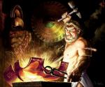 Hephaestus - Thần Thợ Rèn - vị thần bảo hộ cho cung Thiên Bình