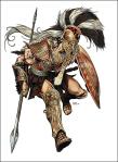 Ares- Thần Chiến Tranh - vị thần bảo hộ cho cung Thần Nông