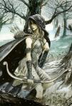 Artemis - Thần Săn Băn và Bảo Hộ thai sản - vị thần bảo hộ cho cung Nhân Mã